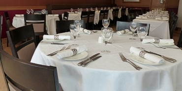 Alishan Restaurant - Tonbridge Kent - tables